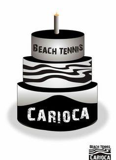 Parabéns Beach Tennis Carioca