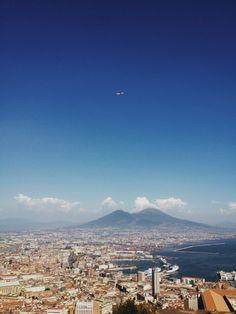 ✈️ Naples, Italy #curatedbyVSCO