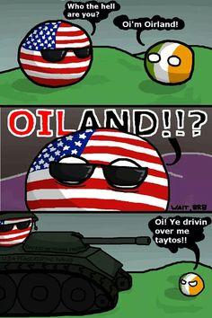 Oirland ^^
