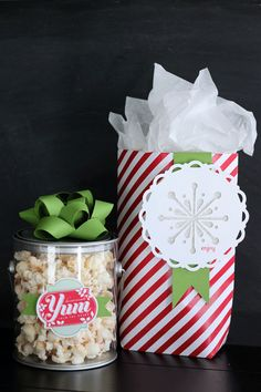 Popcorn Gift & Wrapping