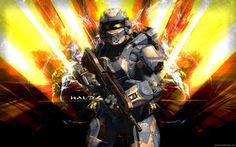 Halo Wallpaper