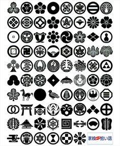 Japanese Kamon (Family clan symbol)