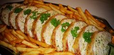 Érdekel a receptje? Meat Recipes, Cooking Recipes, Chicken Recepies, Cold Dishes, Yummy Food, Tasty, Hungarian Recipes, Comfort Food, Diy Food