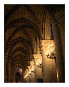Notre Dame 2 Paris France Photo Print by bbrummel on Etsy, $30.00