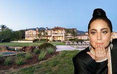 Lady Gaga Dropped $23M on a Vaguely European Malibu Estate
