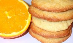 Biscoitos de Laranja - http://www.sobremesasdeportugal.pt/biscoitos-de-laranja/