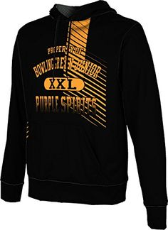 ProSphere Mens Bowling Green Junior High School Hustle Pullover Hoodie Large -- For more information, visit image link.