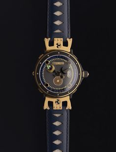 What Women Wants?  The O-YORI Watch, blue version.