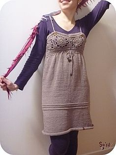 Ma robe au tricot! http://sofil.over-blog.com/