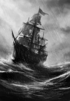I am not afraid of storms, I am learning to sail my own ship.我_美美 - 美丽鸟