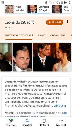Leonardo Dicaprio, Film, Movie, Film Stock, Cinema, Films