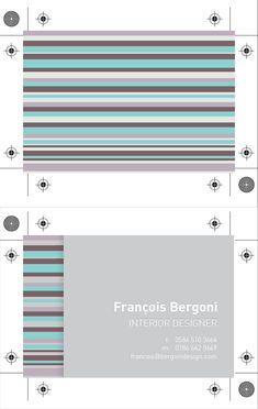 Visitenkarte Design Visitenkartedesign Auf Pinterest