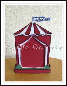 Kit circo porta-retrato tenda   Flickr - Photo Sharing!