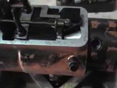 Lucas CAV Delphi   diesel pump repair part 2