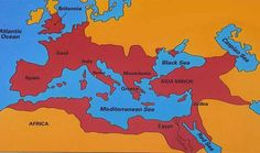 There's much talk of the 'great Roman empire', but in actuality, it was the 19th largest empire in recorded history, covering 2.5 million square miles - still pretty big, though.
