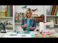 How to Make a Picnic Tote Sewing Tutorials, Sewing Projects, Shabby Fabrics, Tote Purse, Totes, Picnic, Purses, Youtube, Bags