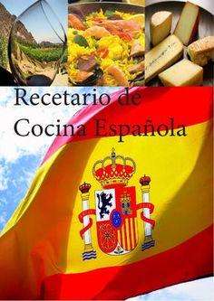 Recetario de Cocina española | https://lomejordelaweb.es