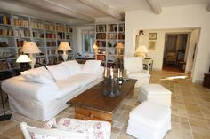 Collected French home
