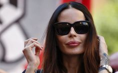 Download wallpapers Nina Moric, portrait, croatian actress, beautiful woman, woman in sunglasses