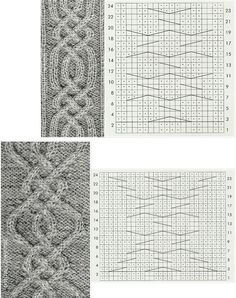 Узоры араны Cable Knitting, Knitting Stitches, Knitting Patterns, Homemade Crafts, Knit Or Crochet, Couture, Wood Crafts, Crochet Projects, Knits