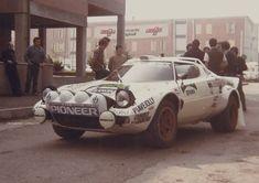 Lancia Stratos Tony Mannini VPiace 1979