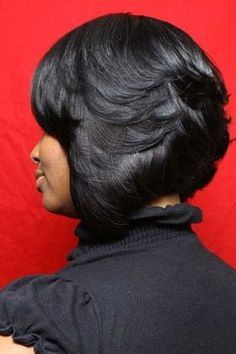 Layered Bob liking it!