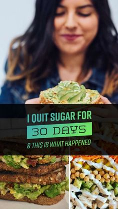 I Quit Sugar For 30 Days And This Is What Happened #TipsForWomen #womentips #womenhealthytips