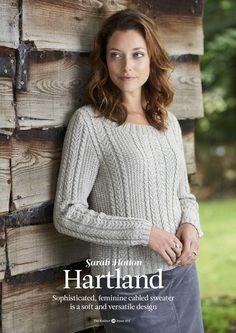 The Knitter 2016 - Gorgeous Shawl & Slip Stitch Purse! Hand Knitting, Knitting Patterns, Knitting Ideas, Slip Stitch, Knit Crochet, Feminine, Pullover, Lady, Sweaters