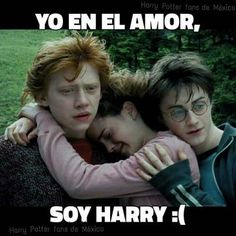 """Today we collect some Funny Harry Potter Memes for you that will make you laugh and funny for whole day.So scroll down and keep reading these """"Top Memes De Harry Potter – Funny Hilarious humor Pictures"""". Harry Potter Tumblr, Harry Potter Fan Art, Harry Potter Fandom, Harry Potter Insults, Harry Potter Spells, Golden Trio, 100 Memes, Hogwarts, Funny Pictures"""