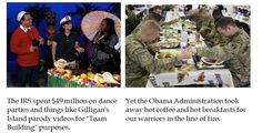 The District of Calamity: Egregious #Obama Administration Priorities #tcot #teaparty