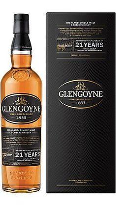 Glengoyne 21 Year Old Single Malt Scotch - Reviews & Price