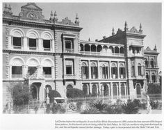The old and historic place in Nepal. Old pictures of Nepal.