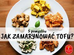 marynaty do tofu Tofu, Vegan Recipes, Vegan Ideas, Vegan Food, Garam Masala, Tasty Dishes, Healthy Cooking, Food Photo, Health Fitness