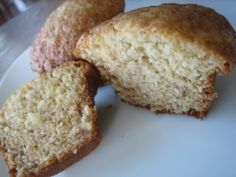 """Banana muffins - I replaced the oil with unsweetened applesauce 1:1 and added a few chocolate chips (about 1/2 cup). They were very very good. And I'm someone who doesn't like all these """"healthy alternatives."""""""