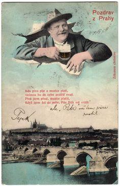Kdo pivo pije a muzice platí...