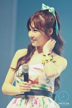 SNSD Tiffany WAPOP Concert 2013