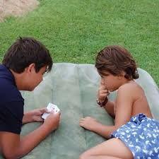 Aaron e Leo