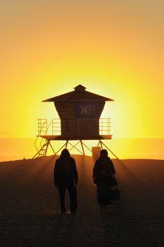Beach Tower, California