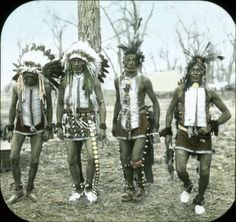 Indian Pictures: Rare Historic Colorized Photographs of the Crow Indians
