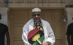Why we shunned Nnamdi Kanu in South East consultations – Presidency   By Terhemba Daka, Abuja.      Political activist and leader of the I...