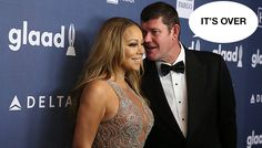 Mariah Carey and James Packer don't belong together after all.  MORE: Who'll be Wearing the Pants in Mariah Carey's Marriage? She Says...