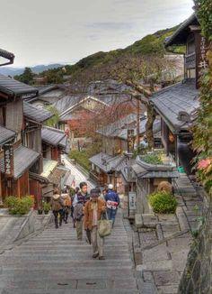 sannen-zaka  #Kyoto#Japan  Photography Kinichi Maeda
