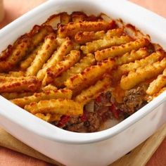 5 Ways to Turn Frozen French Fries into Something Special