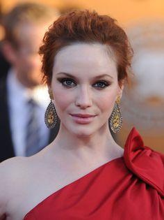 lovable Christina Hendricks ...  Yummy Celebrity...   She starred as Ms Sarah Madison Detachment (2011)