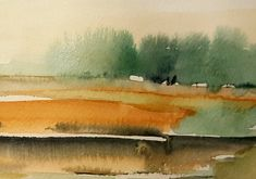 The simplicity of nature..... #color #watercolorpainting