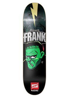 Nueva serie skateboards Polemic 2014