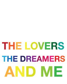 The Lovers The Dreamers and Me Custom unframed Art Print Poster nursery wall decor home inspirational motivational quote lyrics Lyric Quotes, Lyrics, The Muppet Show, Rainbow Connection, Jim Henson, Modern Art Prints, Nursery Wall Decor, Custom Art