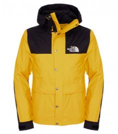 The North Face Veste 1985 Rage Mountain pour homme TNF Yellow 758381bbdf1