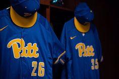 0a0b3bfe63a Retro unis today for UPitt Baseball  uniswag Baseball Uniforms