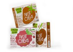 Stretch Island Fruit Company on Packaging of the World - Creative Package Design Gallery